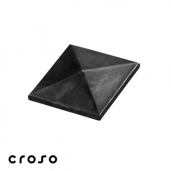 Kappe Pyramide, 70x70mm